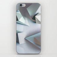 Origami #1 iPhone & iPod Skin