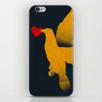 Love Valentine's Day Gift iPhone & iPod Skin