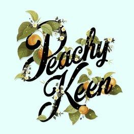 Art Print - Peachy Keen : Mint - Heather Landis