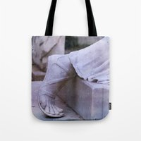 StoneFoot Tote Bag