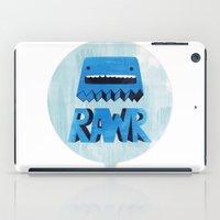 Rawr Returns! iPad Case