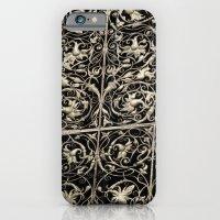 iPhone & iPod Case featuring Gates to Prague Castle by Alexis Kadonsky