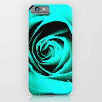 CYAN ROSE - For IPhone - iPhone 6 Slim Case