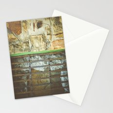 station house, grate Stationery Cards