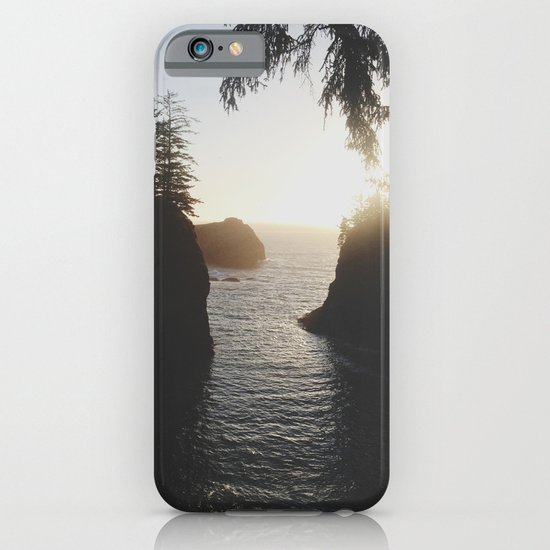 Secret Beach iPhone & iPod Case