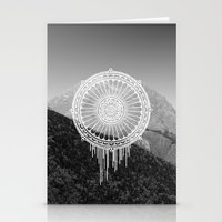 Montain Mark Stationery Cards