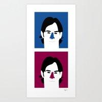 Lionel Andrés Messi Art Print