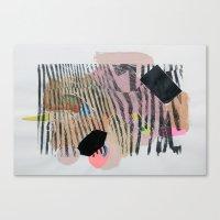 Ze Canvas Print