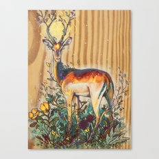 Nature Spirit Canvas Print