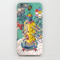 iPhone & iPod Case featuring Rasti / Industria Argentina by Martin Orza