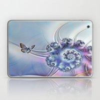 Butterfly heaven Laptop & iPad Skin