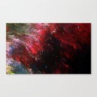 Universy Alcyoneum Canvas Print
