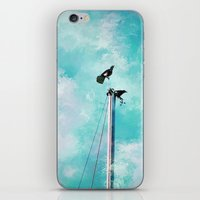 Lakewatching From The To… iPhone & iPod Skin
