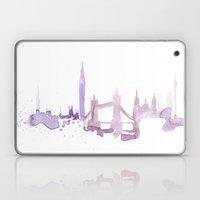 Watercolor Landscape Ill… Laptop & iPad Skin