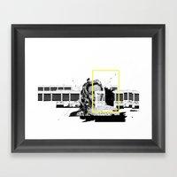 SCA Framed Art Print