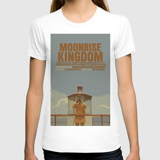 Moonrise Kingdom T-shirt