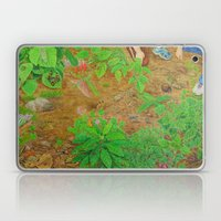 A Day Of Forest (6). (cl… Laptop & iPad Skin