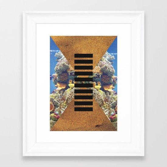 MIKO Framed Art Print