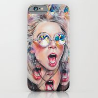 iPhone Cases featuring Perception by Tanya Shatseva
