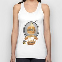 Honey, You Should See Me… Unisex Tank Top