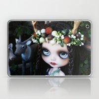 ISOBEL FAWN (Ooak BLYTHE Doll) Laptop & iPad Skin