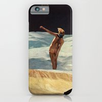 iPhone & iPod Case featuring CRESCENT by Beth Hoeckel Collage & Design
