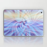Abstract Twirl Laptop & iPad Skin