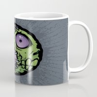 Zombie Yin-Yang Mug