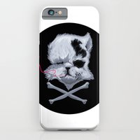 iPhone & iPod Case featuring MURDERKITTEN by The Headless Fish