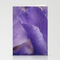 Iris Stationery Cards
