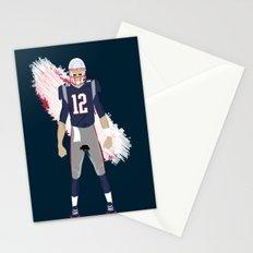 Pats - Tom Brady Stationery Cards