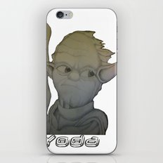 Yoda iPhone & iPod Skin