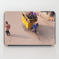 India New Delhi Paharganj 5557 iPad Case