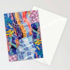 FABRICS 1 Stationery Cards