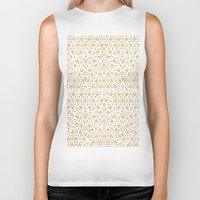Geometric Diamond Repeat… Biker Tank