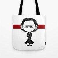 Little Sir Thomas Sharpe Tote Bag