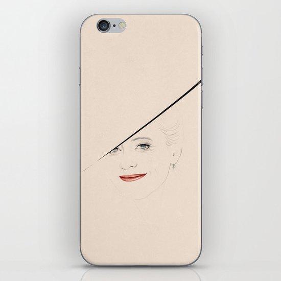 Eliza iPhone & iPod Skin