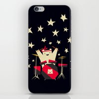 Hit The Drums!  iPhone & iPod Skin