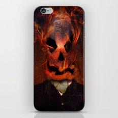 Jack Scratch iPhone & iPod Skin