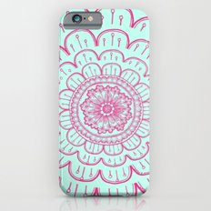 blue&pink iPhone 6 Slim Case