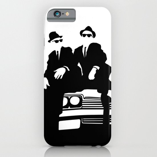Blues Brothers iPhone & iPod Case