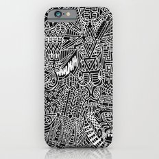CMJ Music Festival Art 2011 Slim Case iPhone 6s