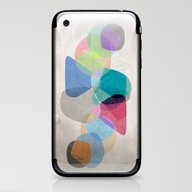 iPhone & iPod Skin featuring Graphic 100 by Mareike Böhmer Grap…