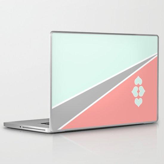 Pastel Love Laptop & iPad Skin