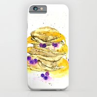 iPhone & iPod Case featuring fluffy pancake by youdesignme