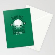Robot Depreciation Society Stationery Cards