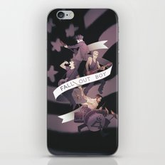 Poster Boys For Your Scene iPhone & iPod Skin