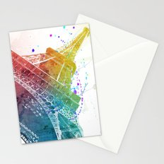 Paris je t´aime.. Stationery Cards