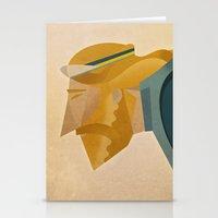 jesus Stationery Cards featuring Jesus by Riccardo Guasco