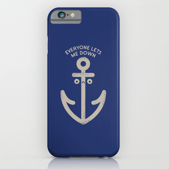 That Sinking Feeling iPhone & iPod Case